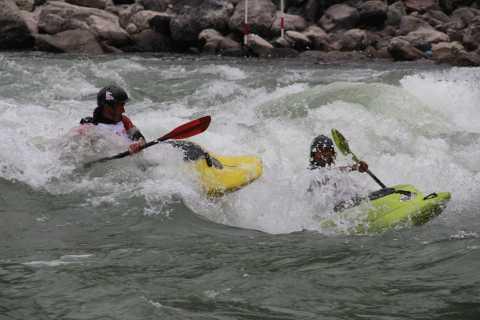 Trishuli: 2-Day River Rafting Tour