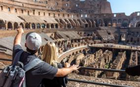 Colosseum, Palatine Hill & Roman Forum Skip-the-Line Tour