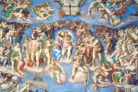 Premium Sistine Chapel & Vatican Museums