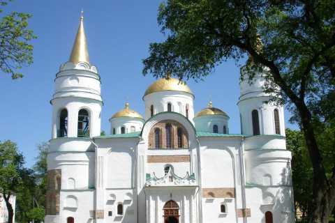 Excursion d'une journée Tchernihiv de Kiev
