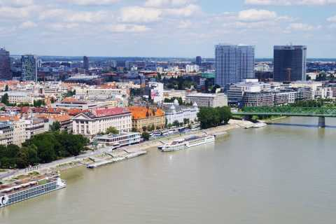 Discover Bratislava Private Tour from Vienna