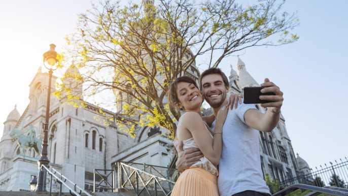 Basílica Sagrado Corazón y Montmartre: tour con guía experto