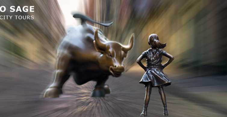 New York: Wall Street and Financial District Walking Tour