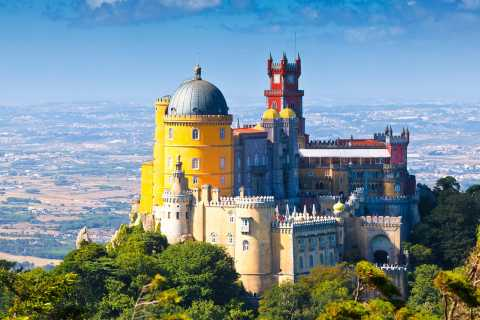 Sintra and Cascais with Driver/Guide
