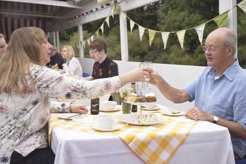 York Afternoon Tea Cruise