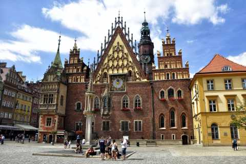 Wroclaw: Old Town Walking Tour With a Local Expert