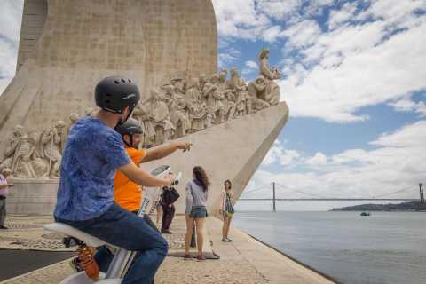 Lisbon: Discoveries Sitway Tour