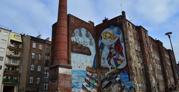 Wroclaw: Alternative Tour with Street Art