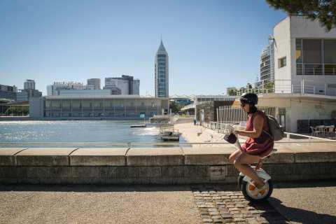 Lisbon: Modern Lisbon Sitway Tour