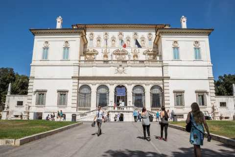 Rome Borghese Gallery Skip-the-Line Small Group Tour