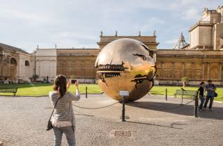 Rom: Vatikanische Museen & Sixtinische Kapelle ohne Anstehen
