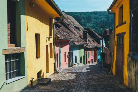 From Cluj: Diverse Transylvania – Day Trip to Sighisoara