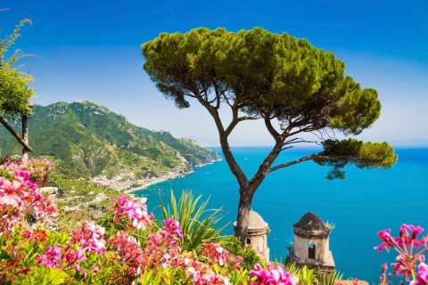 Small Group Tour to Positano, Amalfi and Ravello with Lunch