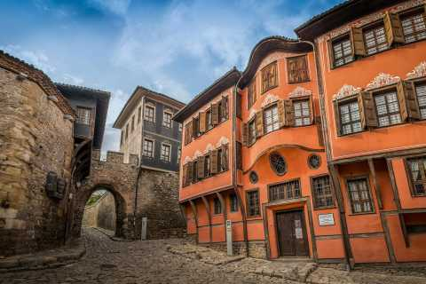 From Sofia: Full-Day Tour to Plovdiv and Asen's Fortress