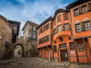 Ab Sofia: Tagestour nach Plowdiw und zur Festung Asen
