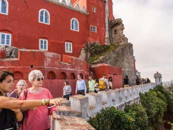 Tagestour ab Lissabon: Highlights Sintra und Cascais