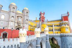 Lisboa: Excursão de 1 Dia a Sintra, Cabo da Roca e Cascais