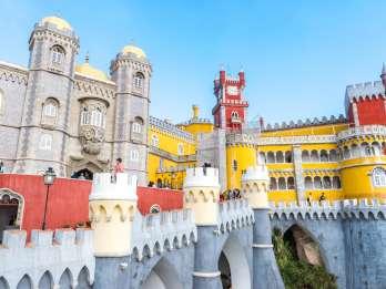 Ab Lissabon: Sintra, Cabo da Roca & Cascais Tagestour
