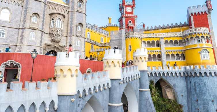 Desde Lisboa: tour de 1 día a Sintra, Cabo da Roca y Cascaes