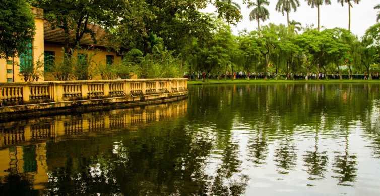 Hanoi City Full-Day Open Tour
