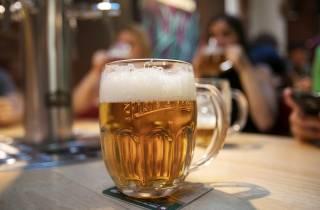 Prag: Verkostungstour tschechische Bierkultur