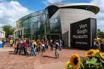 Amsterdam: Van Gogh Museum & Red Light District Tour