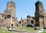Rom: Private Caracalla Bäder & Zirkus Maximus Tour für Kinder