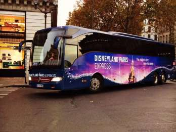 Disneyland Paris Express: Tickets und Shuttle-Transfer