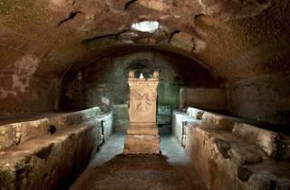 Rom: 2,5-stündige private unterirdische Katakomben-Tour für Kinder
