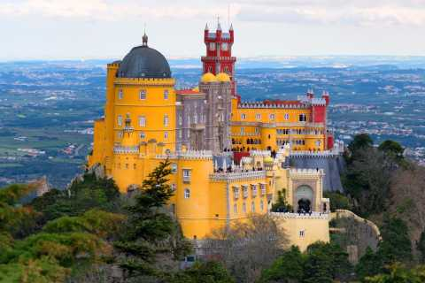 Sintra and Cascais Sightseeing Tour by Tuk Tuk