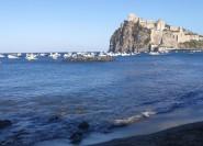 Aus Neapel: Ganztägige Ischia Sightseeing & Food Tour