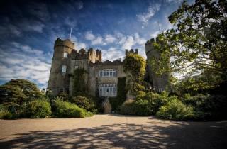 Ab Dublin: Halbtägige Tour nach Malahide Castle & Nordküste