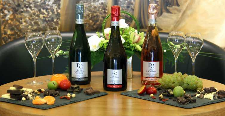 Chocolate and Champagne Tasting Experience