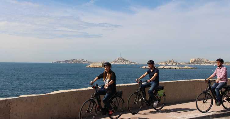 Marseille: E-bike Rental