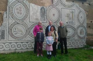 Rom: Alte Ostia Tour für Kinder & Familien