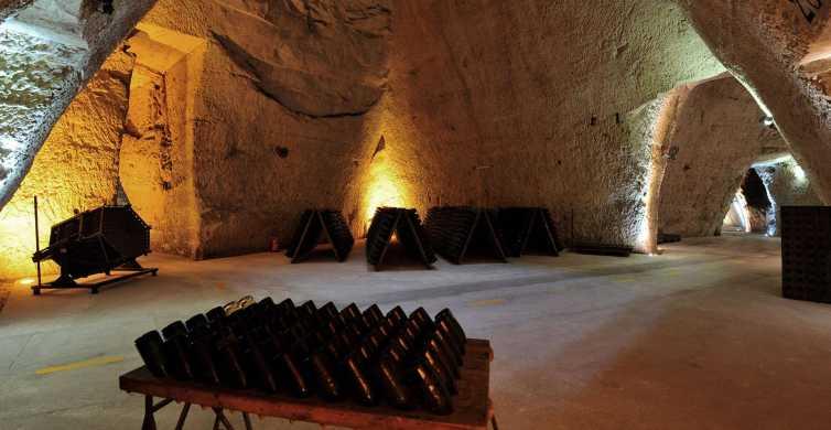 Reims: Veuve Clicquot & Family Winery Group: tour di un giorno