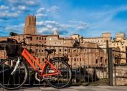 Rom: Ganztägige Fahrradanmietung