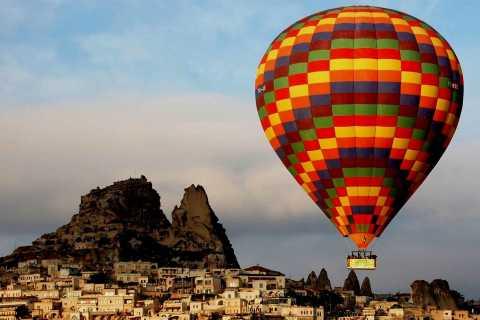 Full-Day Cappadocia Blue Tour