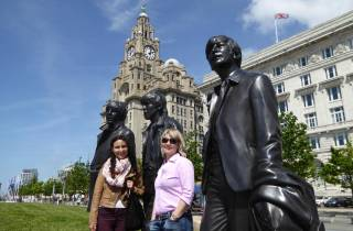 Liverpool: Rundgang auf den Spuren der Beatles