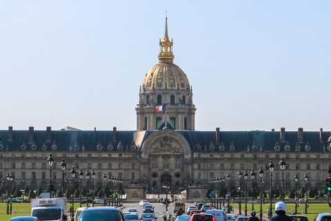 Army Museum: Invalides and Napoleon's Tomb Guided Tour