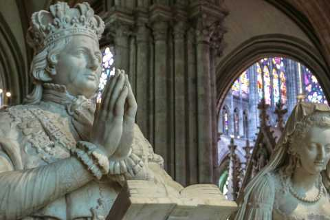 Necropolis of Kings and Queens: Basilica of St. Denis Tour