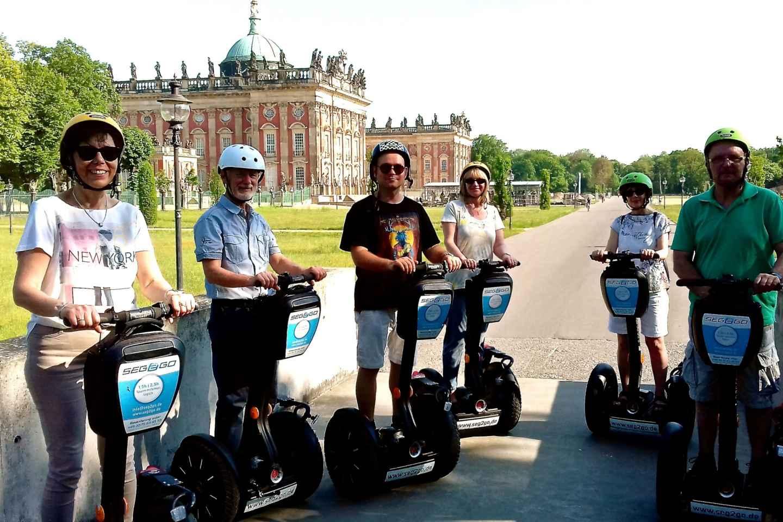 Potsdam: Segway-Tour zu den Highlights der Stadt
