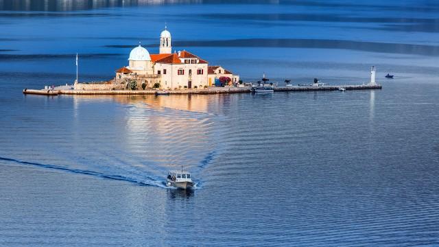 Vanuit Dubrovnik: boottocht Kotor en Perast in Montenegro