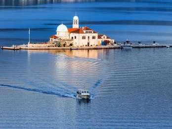 Ab Dubrovnik: Bootsfahrt nach Kotor und Perast in Montenegro