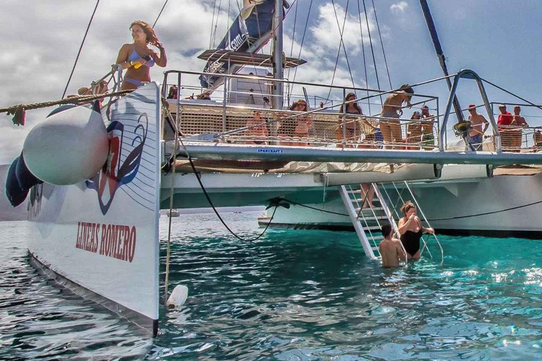 Lanzarote: Katamaran-Fahrt zu den Papagayo-Stränden