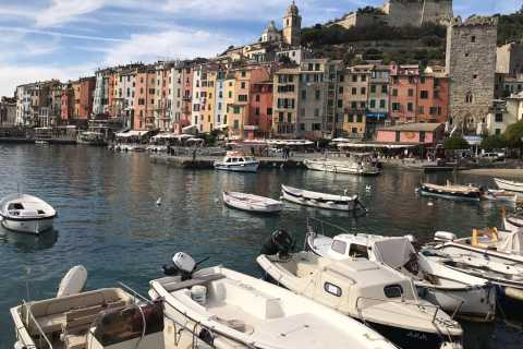 Livorno Shore Excursion to Portovenere & Cinque Terre