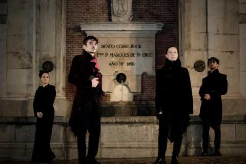 Madrid: Spanish Inquisition, Ghosts & Legends Evening Tour