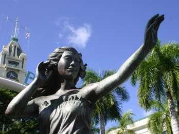 Oahu: 2-stündige historische Schnitzeljagd in der Innenstadt von Honolulu