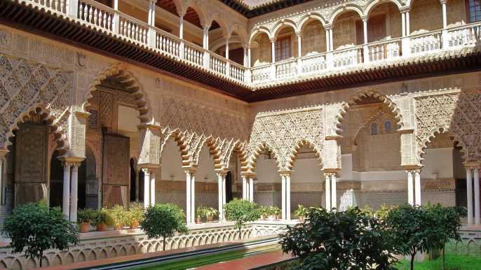 Royal Alcázar of Seville: Skip-the-Line Ticket