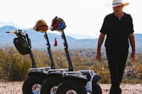 Off-Road Segway Tour: Scottsdale, Fort McDowell